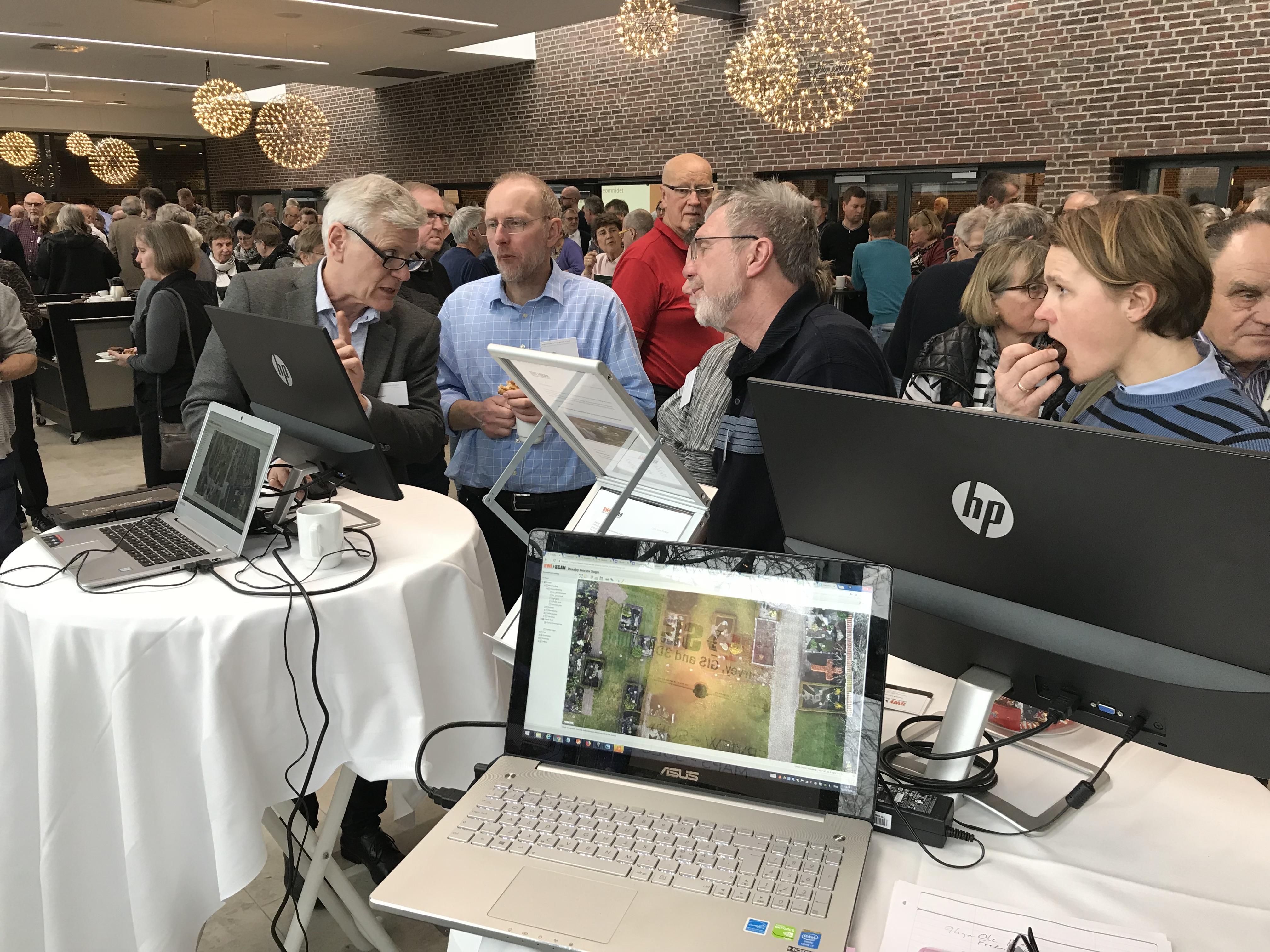 Kirkegårdskonferencen 2018, Nyborg strand, Fyn, Danmark