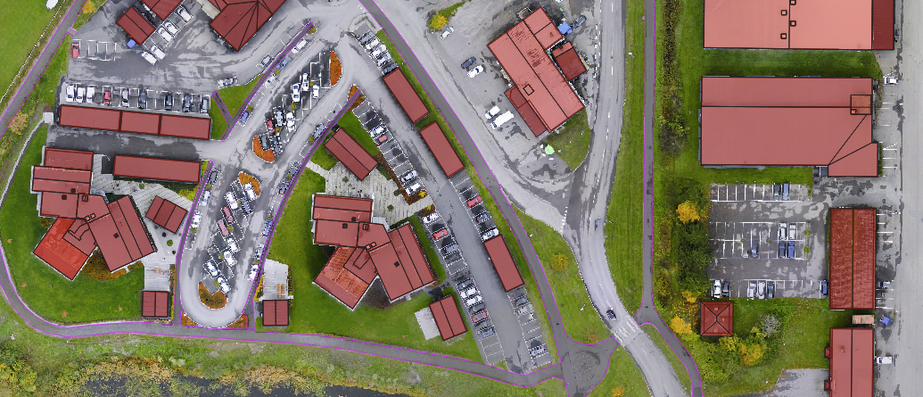 Kartering av Ulricehamn
