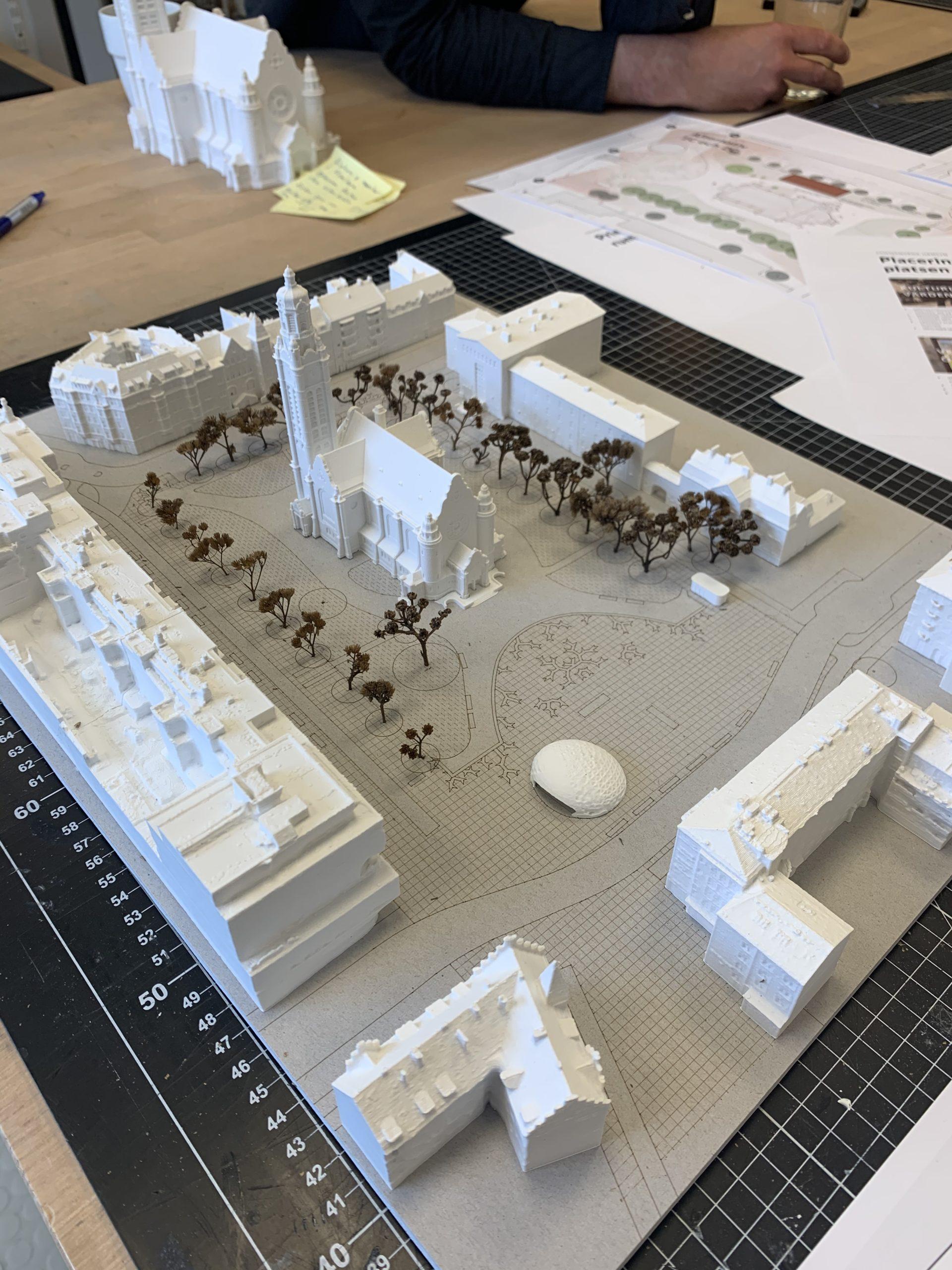 White arkitekter anlitar Swescan till 3D gestaltning