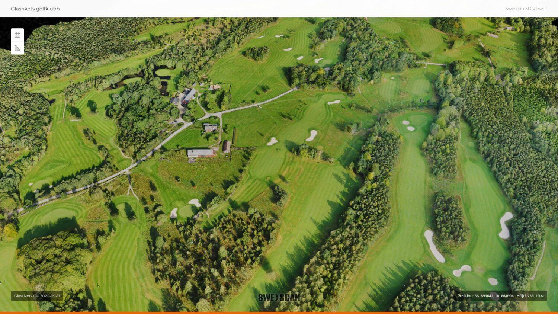 Golfbanor upptäcker nyttan med Swescans helhetslösning!